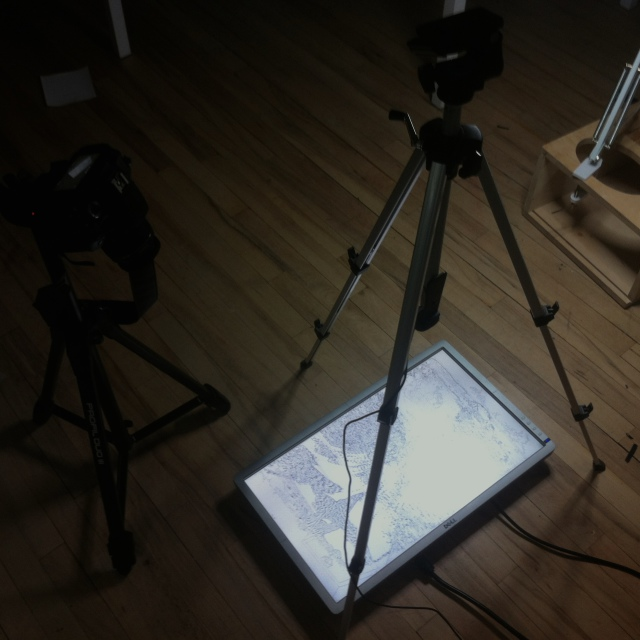 rehearsal-setup