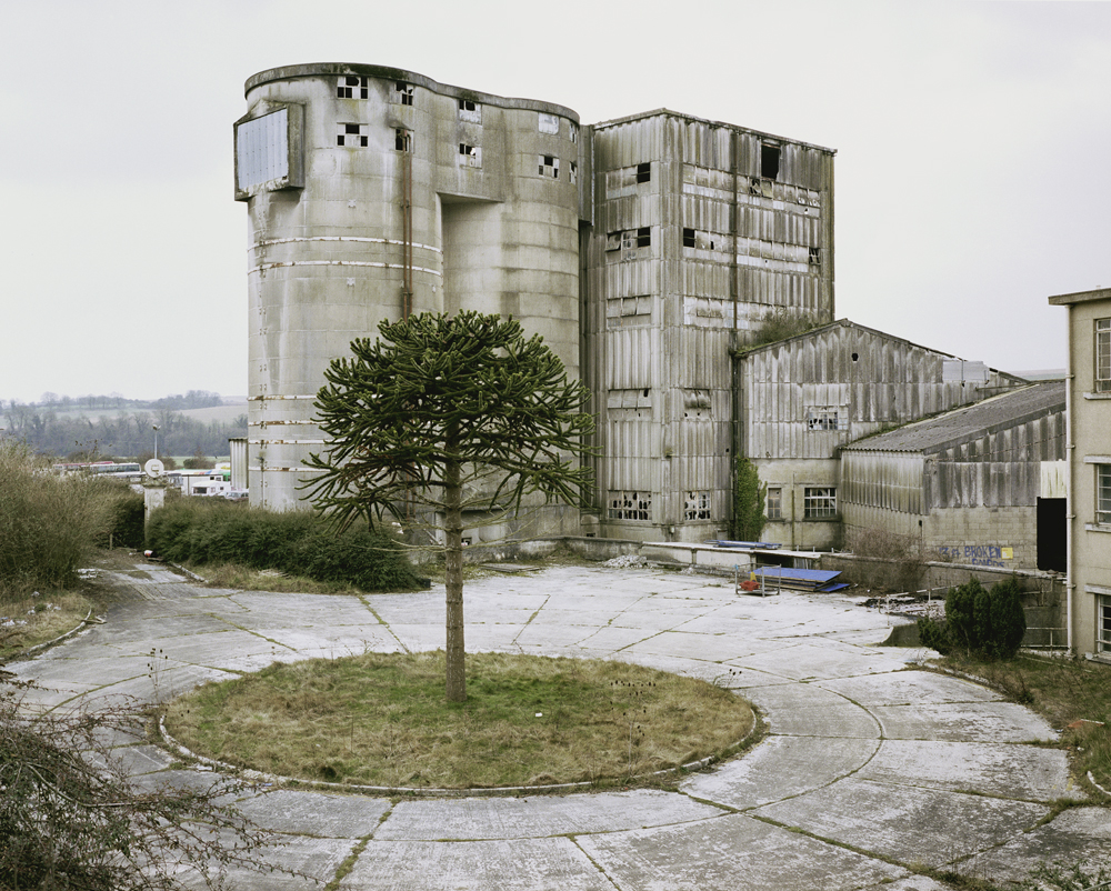 Abandoned Cement Factory : Cement factory shoreham abandoned